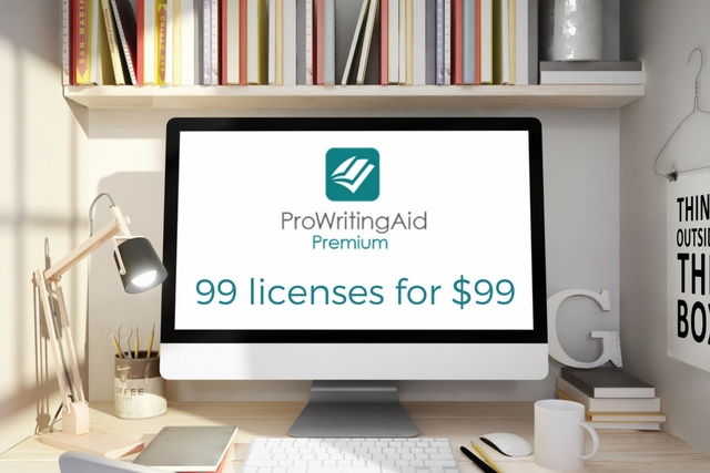 Flash Sale! Get one of 99 ProWritingAid Premium Lifetime Licenses for just $99