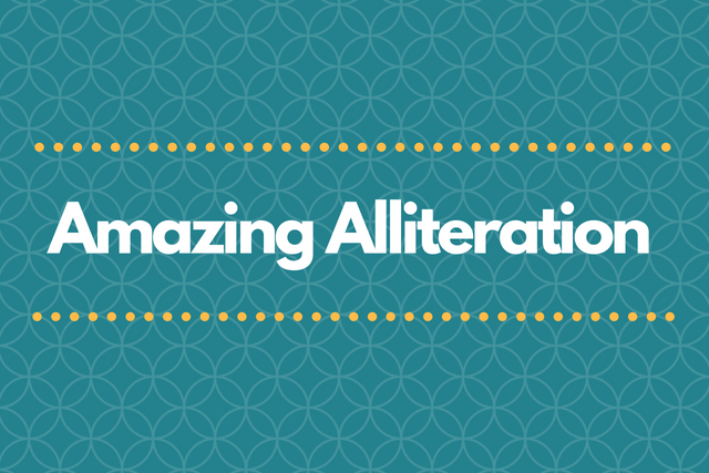 Alliteration In Tongue Twisters
