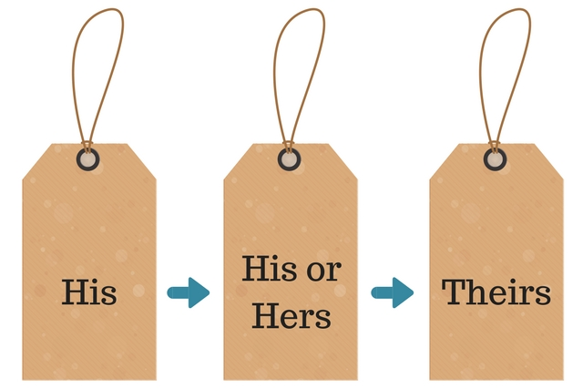 Gender Neutral Pronoun Consistency—Is This Still a Thing?