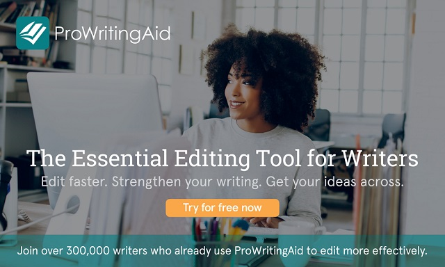 Try ProWritingAid for free now