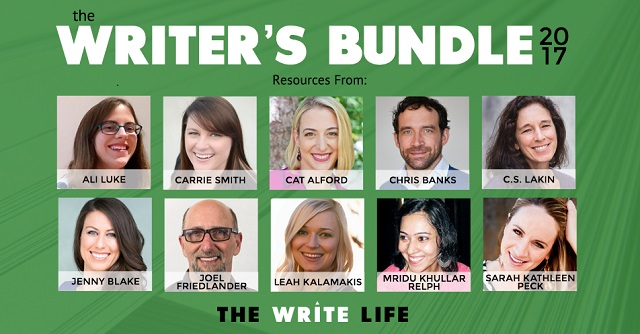 The Writer's Bundle: An Amazing Offer Available Only From April 3-6, 2017!