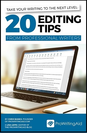 FREE EBOOK: 20 Editing Tips from Professional Writers