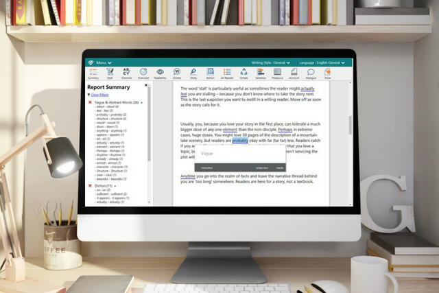 How to get started with the ProWritingAid Ms Word and