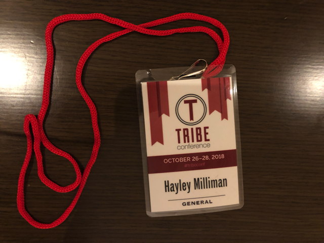 Three Things I Learned at Tribe Conference 2018